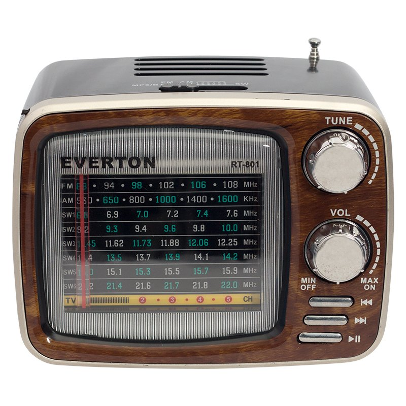 Everton RT-801 USB-SD-FM Nostaljik Radyo